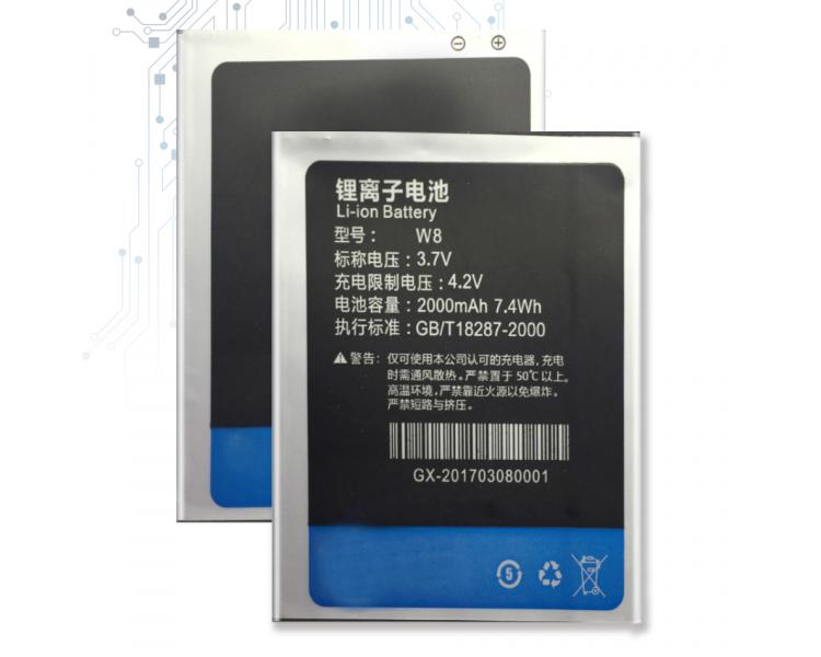 Originele batterij THL-W8 voor THL W8 voor W8 / W8S / W8 + / W8 Beyond / T3 ARREGLATELO - 1