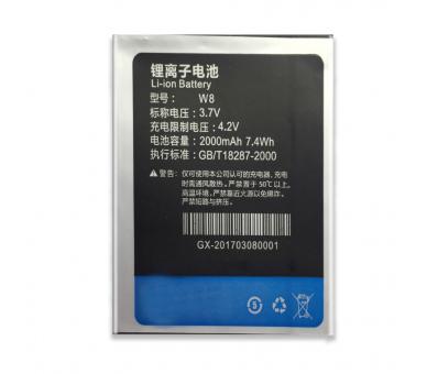 Originele batterij THL-W8 voor THL W8 voor W8 / W8S / W8 + / W8 Beyond / T3 ARREGLATELO - 2
