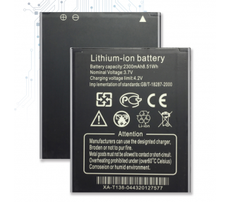 Bateria para THL W7 W7S W7+ W9, MPN Original W7 ARREGLATELO - 1