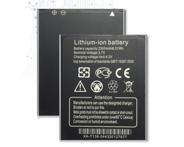 Battery For THL W7 , Part Number: THL-W7 ARREGLATELO - 1