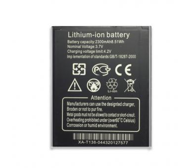Battery For THL W7 , Part Number: THL-W7 ARREGLATELO - 2