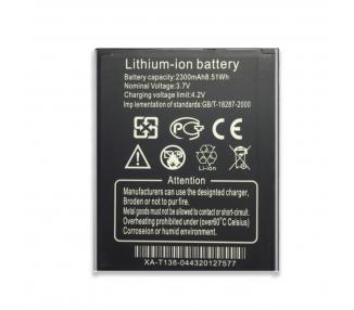 Bateria para THL W7 W7S W7+ W9, MPN Original W7 ARREGLATELO - 2