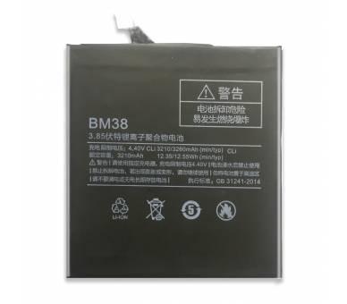 Bateria do Xiaomi Mi4S Mi 4S, Oryginalny MPN: BM-38 BM38 BM 38 ARREGLATELO - 2