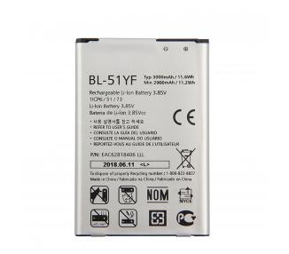 Bateria para LG G4 H815 H818 H819, G4 STYLUS H635, MPN Original: BL-51YF ARREGLATELO - 2