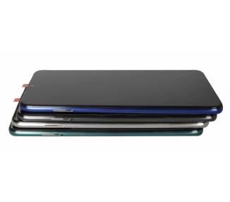 Pantalla para Xiaomi Mi Note 8 con Marco Plata