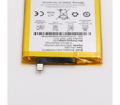 Battery For BQ M5 ARREGLATELO - 7