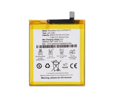Battery For BQ M5 ARREGLATELO - 8