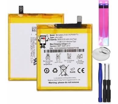Bateria para BQ Aquaris M5, MPN Original: GB/T18287-2013 ARREGLATELO - 1
