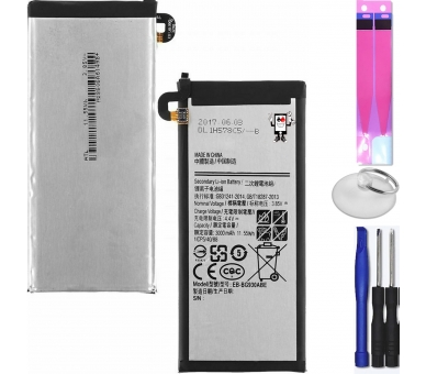 Battery For Samsung Galaxy S7 , Part Number: EB-BG930ABE ARREGLATELO - 1