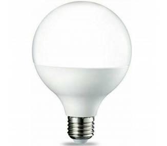 Żarówka LED Globe E27, 22W (odpowiednik 100W) Ciepłe białe światło 2700K ARREGLATELO - 1