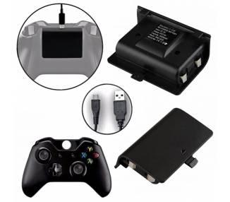 Bateria Compatible para Mando Controlador Joystick Xbox One ARREGLATELO - 1