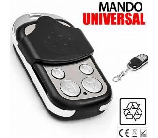 Mando Garaje Universal Clonador Duplicador Copia tu Mando Puerta Garaje 433.92  - 1