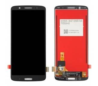 Pantalla Completa para Motorola Moto G6 Plus Negro ARREGLATELO - 2