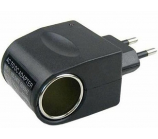 Adaptador red de mechero a coche casa pared transforma convertir de 220V a 12V ARREGLATELO - 1
