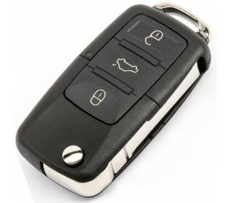Klucz VW Caddy Eos Golf Jetta Sirocco Tiguan Touran 3 Przyciski 1K0959753G