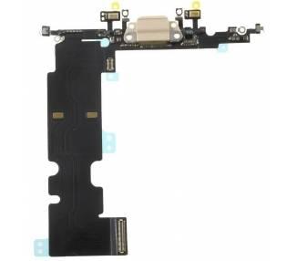 Flex de Carga para iPhone 8 Plus Blanco ARREGLATELO - 1