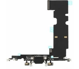 Flex de Carga para iPhone 8 Plus Negro ARREGLATELO - 1