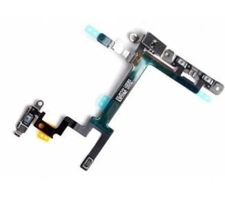 Flex Volumen para iPhone 5 Con Chapita de metal ARREGLATELO - 1
