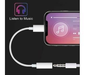 Adaptador Lightning a Jack Audio 2.5 ARREGLATELO - 1