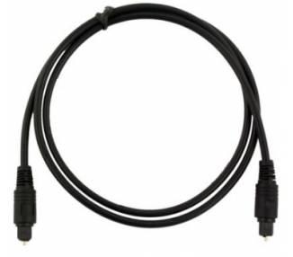 Cable Digital Fibra Optica Optico Macho-Macho ARREGLATELO - 1