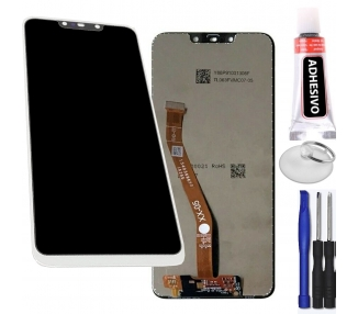Pantalla Completa para Huawei P Smart Plus Blanco ARREGLATELO - 1