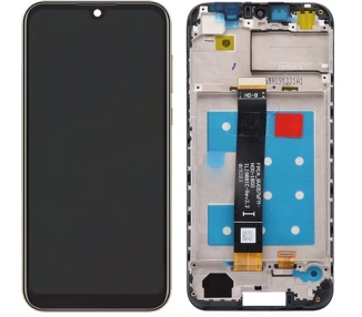 Pantalla Completa para Huawei Y5 2019 - Con Marco - Negro ARREGLATELO - 2