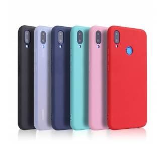 Miękkie silikonowe etui z żelem TPU do telefonu Huawei P20 Lite