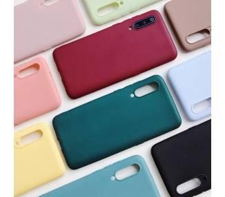 Zachte siliconen TPU Gel Liquid Case voor Huawei P20 Pro