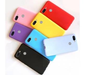 Funda Carcasa de Silicona Suave TPU Gel Liquido para Xiaomi Mi 8 Lite ARREGLATELO - 1