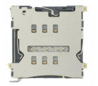 Sim card reader for LG F60  - 1