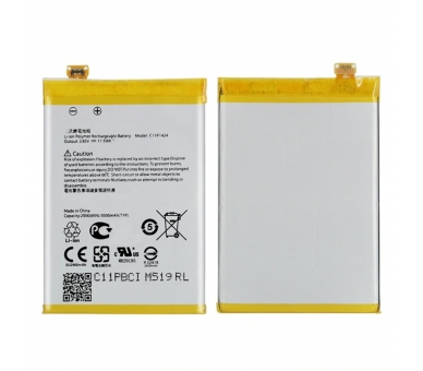 Battery For Asus Zenfone 2 , Part Number: C11P1424  - 5
