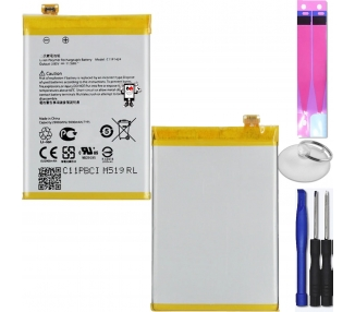 Batterij voor Asus Zenfone 2 ZE550ML ZE551ML Z00AD Z008D, Original MPN C11P1424
