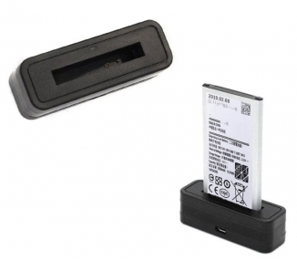 Cargador de bateria Externo para Movil Samsung Galaxy S4 Mini I9190 ARREGLATELO - 1