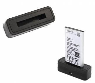 Cargador de bateria Externo para Movil Samsung Galaxy Note i9220 ARREGLATELO - 1