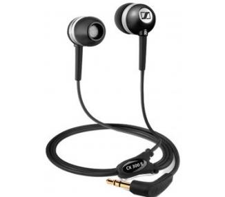 Sennheiser CX 300-II in-ear koptelefoon (ruisonderdrukking), zwart, gerenoveerd