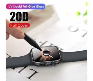 Protector pantalla para Apple Watch Series 2 3 4 5 6, Medida 44 mm ARREGLATELO - 2
