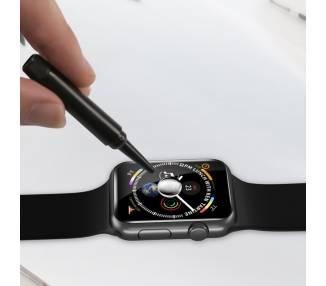 Protector pantalla para Apple Watch Series 2 3 4 5 6, Medida 38 mm ARREGLATELO - 1