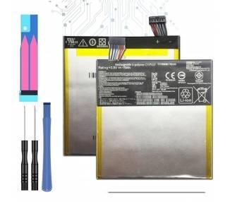 Bateria Interna para ASUS FonePad 7, MemoPad 7, MPN Original: C11P1327 ARREGLATELO - 1
