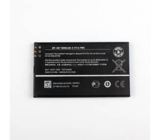 Bateria Interna para Nokia Lumia 822 810, MPN Original: BP-4W ARREGLATELO - 3