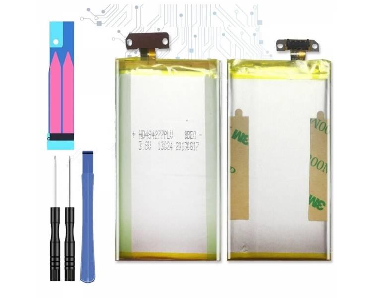 Bateria Interna para Jiayu S1, MPN Original: HD484277PLV