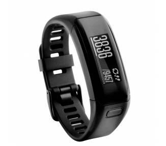 Pulsera Inteligente Reloj Garmin Vivosmart HR, Negro