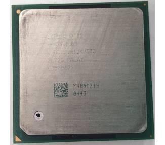 Procesador Intel Pentium 4, 2.8Ghz, 512k, 533, SL725, MALAY, L352B372  - 1