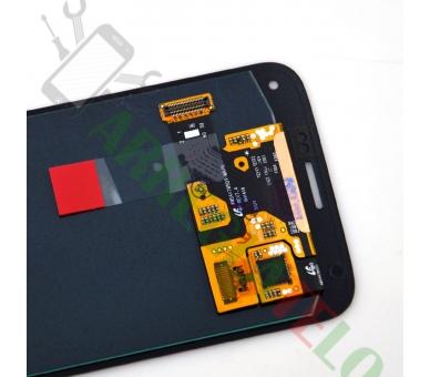 Pełny ekran dla Samsung Galaxy S5 Mini G800F Czarny Czarny ARREGLATELO - 5