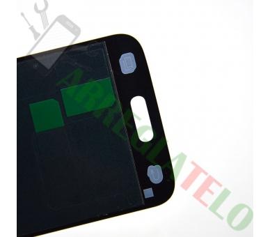 Pełny ekran dla Samsung Galaxy S5 Mini G800F Czarny Czarny ARREGLATELO - 6