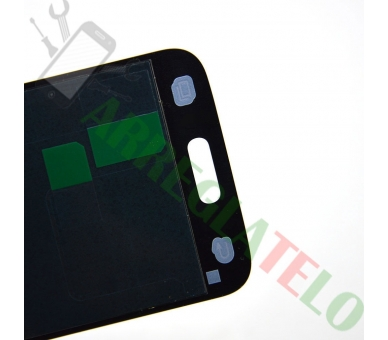 Volledig scherm voor Samsung Galaxy S5 Mini G800F Zwart Zwart FIX IT - 6