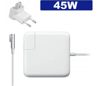Cargador para MacBook MagSafe, 45W, para Apple MacBook Air 2010 11"