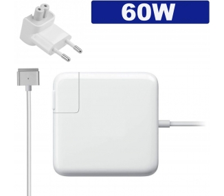 Cargador para MacBook MagSafe 2, 60W, para Apple MacBook Pro Retina 13, 2012 ARREGLATELO - 1