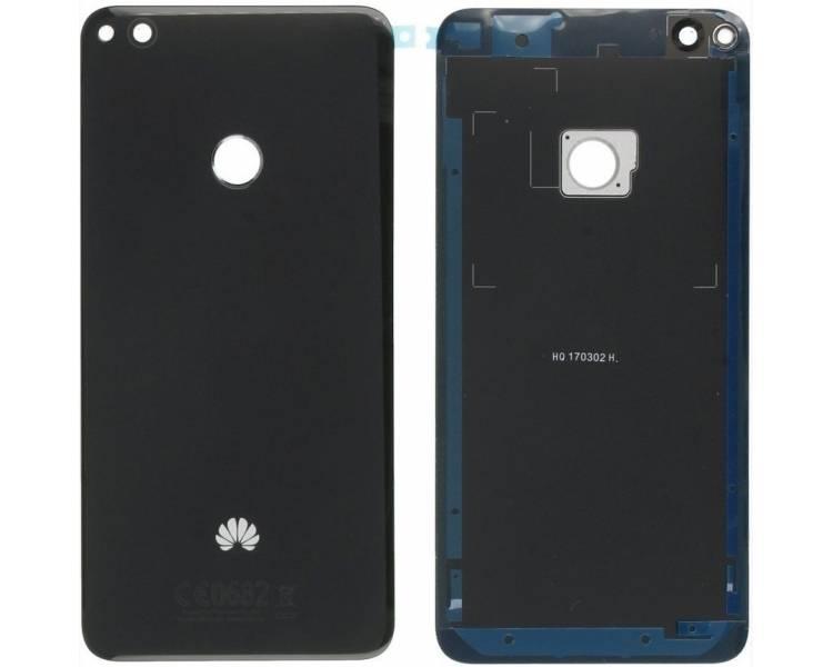 Back cover for Huawei P8 Lite 2017 | Color Black ARREGLATELO - 1