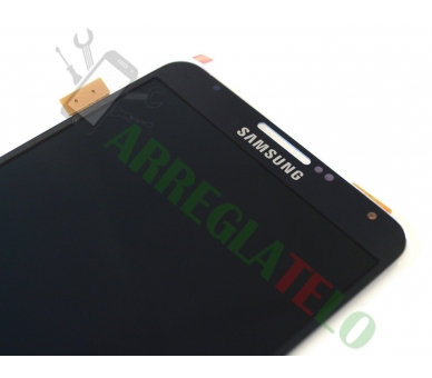 Pantalla Completa para Samsung Galaxy Note 3 Negro Negra ULTRA+ - 3