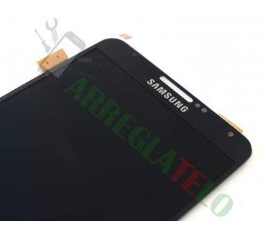 Volledig scherm voor Samsung Galaxy Note 3 Zwart Zwart FIX IT - 3